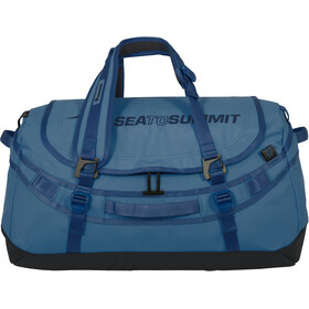 Sea to Summit Duffle Tas 65L, dark blue